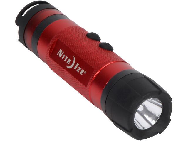 Nite Ize 3-in-1 LED Mini Flashlight Red